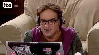 The Big Bang Theory: Sword Master (Clip) | TBS