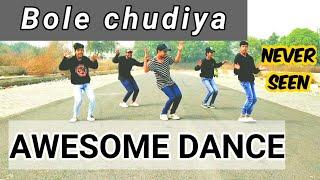Bole Chudiyan   Best Hip-Hop Dance Choreography   Yogesh Kumar Online dance class