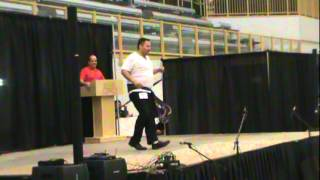 Grant Thompson - Red River Jig - St Albert Metis Days - FINALS