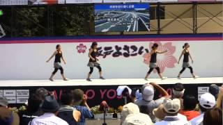 坂戸西高校ダンス_2013