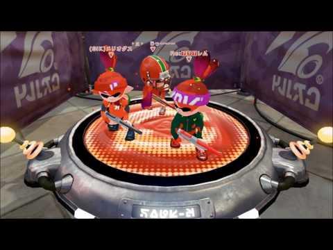 Splatoon S+99 Quad Squad w/ ·.·, Pancake, & Jmoya