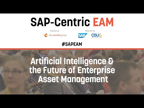 Artificial Intelligence & the Future of Enterprise Asset Management