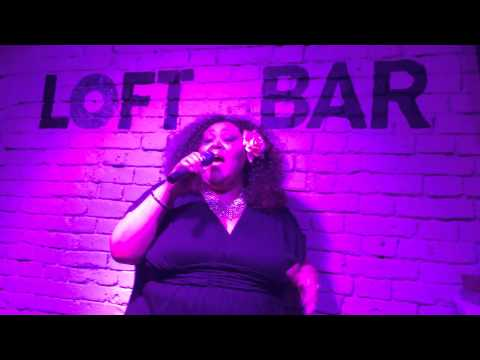 Praise Cats feat. Andrea Love - Shined On Me (LIVE) @ LOFT Bar / Moscow 15/08/2014