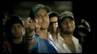 Mumbai Indian TV commercial