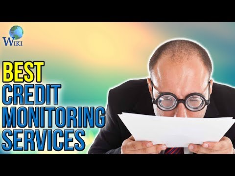 3 Best Credit Monitoring Services 2017