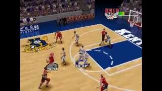 NCAA March Madness 99 ... (PS1) 60fps