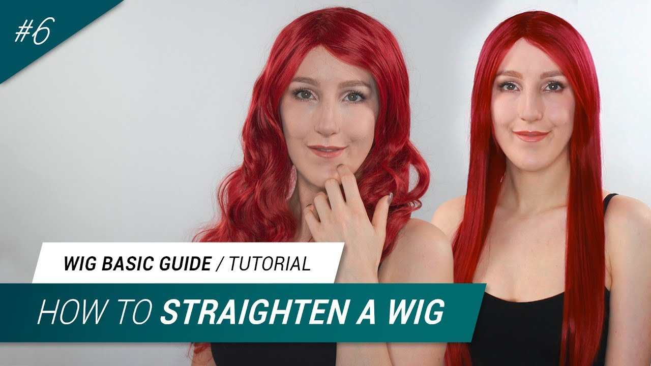 6 How to straighten a synthetic wig (4 Methods)  5c5e665c0864