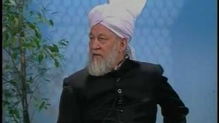 Liqa Ma'al Arab 21 October 1997 Question/Answer English/Arabic Islam Ahmadiyya