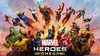 Marvel Heroes Omega coming to PlayStation 4 and Xbox One!