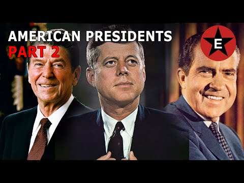 U.S. Presidents Part 2