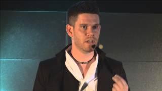 The green blue red movement: Esteve Pannetier at TEDxTurku