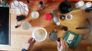 Víš co piješ? Bulletproof coffee v praxi | Biohacking kurz den 37/90 + videokomentář