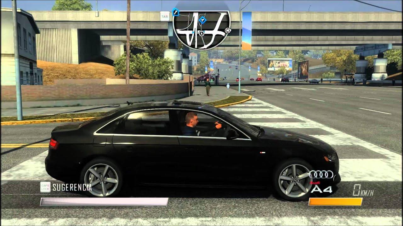 Audi A Driver San Francisco YouTube - Audi san francisco