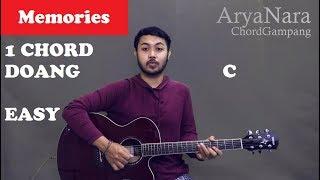 Baixar Chord Gampang (Memories - Maroon 5) by Arya Nara (Tutorial Gitar) Untuk Pemula
