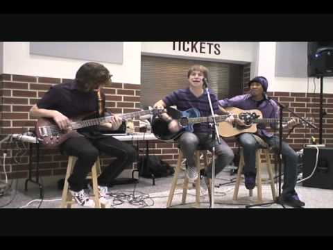 All Time Low break your little heart-all of the above acoustic cover