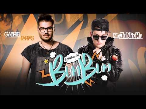 Gabriel Farias ft. MC Juninho - Batalha do Bumbum (Áudio Oficial)