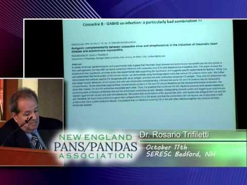 New Hampshire Event - Dr. Rosario Trifiletti Presentation