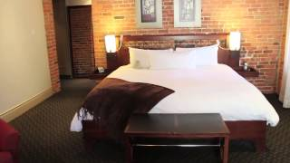 Suite Tour at the Hotel Nelligan Montreal