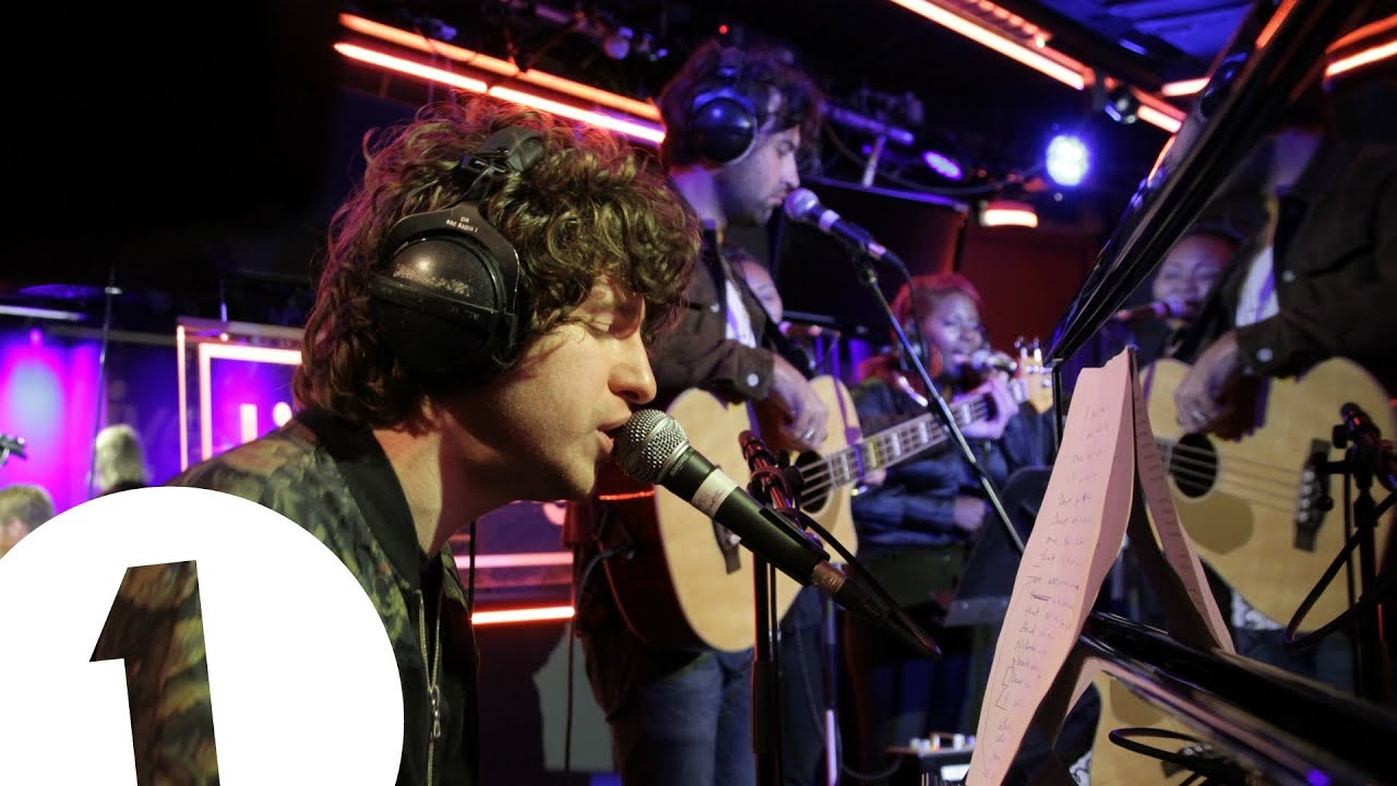 The Kooks - Here For You in the Live Lounge