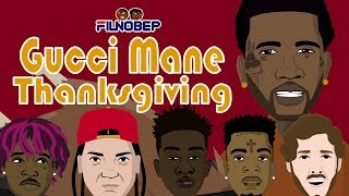 Thanksgiving 2016 w/ 21 Savage, Lil Yachty, Young M.A. Desiigner, Lil Uzi, Lil Dicky & Gucci Mane