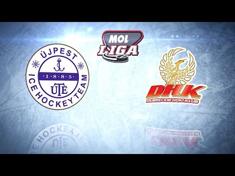 UTE - Debreceni HK | MOL Liga | 2016.02.17.