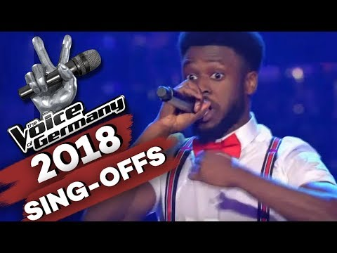 Jay-Z & Kanye West - Ni**as In Paris (Clifford Dwenger) | The Voice Of Germany | Sing-Offs