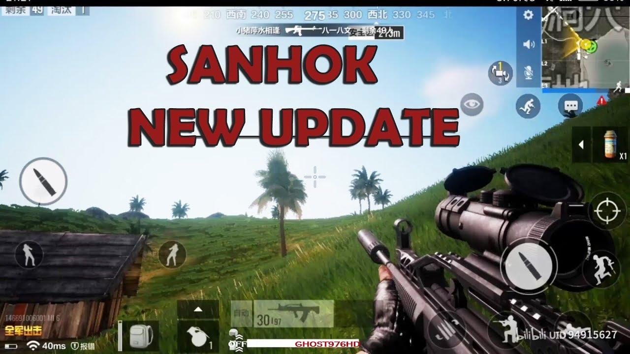 Pubg Mobile Timi Youtube: HOT NEWS 😻 PUBG MOBILE TIMI : NEW MAP (SanHok)