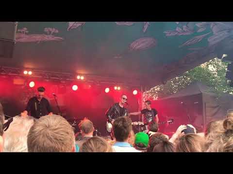 Glasvegas - Euphoria, Take My Hand (Live @ Mosebacke, Stockholm 2018)