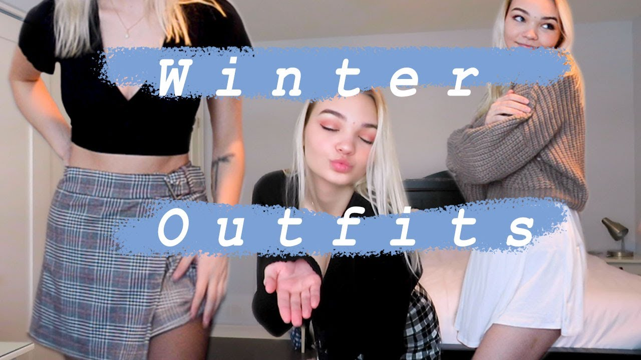 [VIDEO] - Winter Outfit Ideas 9