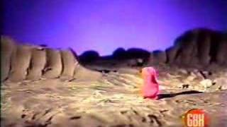 Classic Sesame Street - Claymation Balls Over A Hill