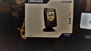 видео Lowrance HOOK-3x All Season Pack 83/200 кГц