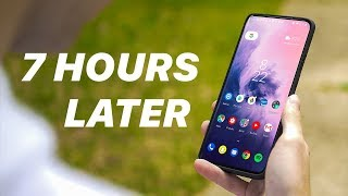 OnePlus 7 Pro: 7 Hours Later! | First Impressions From an Actual Customer