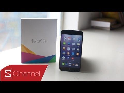 Schannel - Trên tay Meizu MX3: Thiết kế đẹp, chip Exynos 5 - CellphoneS