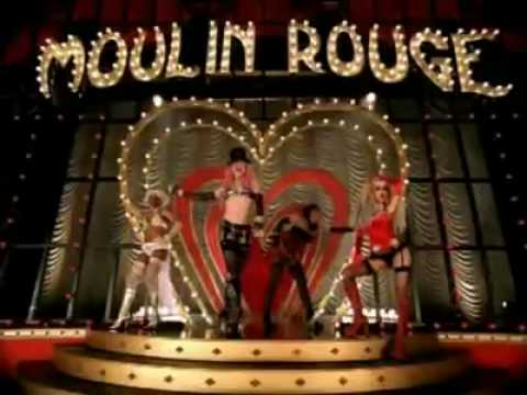 Christina Aguilera , Lil ' Kim, P!nk , Mya - Moulin Rouge or Lady Marmalade