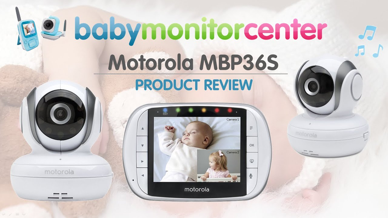 motorola mbp36s baby monitor review baby monitor center youtube. Black Bedroom Furniture Sets. Home Design Ideas