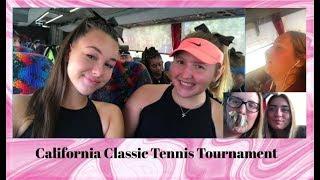 Tennis Tournament: Follow Me Around!