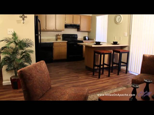 Villas on Apache and Apache Terrace Tempe video tour cover