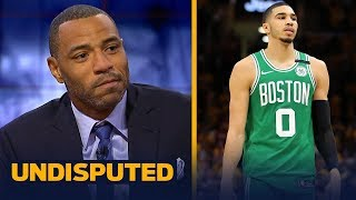 Kenyon Martin on why the Boston Celtics are overrated | NBA | UNDISPUTED