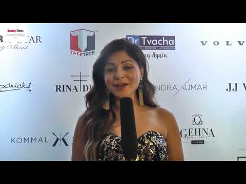 Kanika Kapoor | Bombay Times Fashion Week 2017 | Talent Factory |