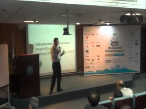 Islamabad StartUp Weekend Day-1 Friday 11th April 2014 Part 2