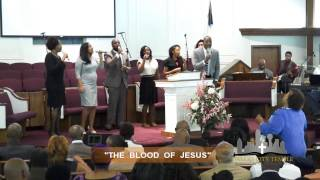 """The Blood Of Jesus,"" Dallas City Temple Praise & Worship, November 8, 2014"