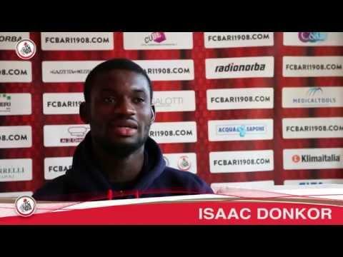 «Fuori campo. Conosci la Bari» #13: Isaac Donkor