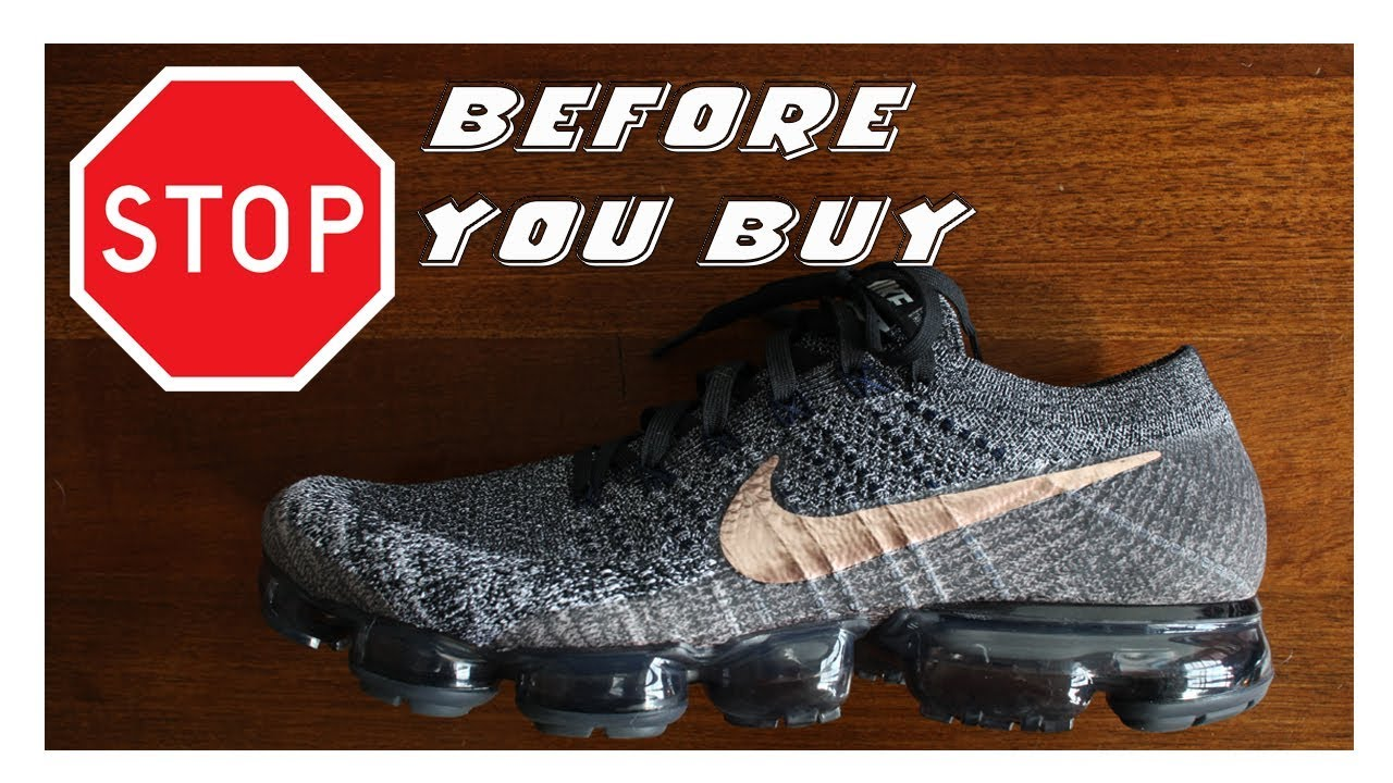 fc90a66653ba1 Watch This Before You Buy The Nike Vapormax! - YouTube