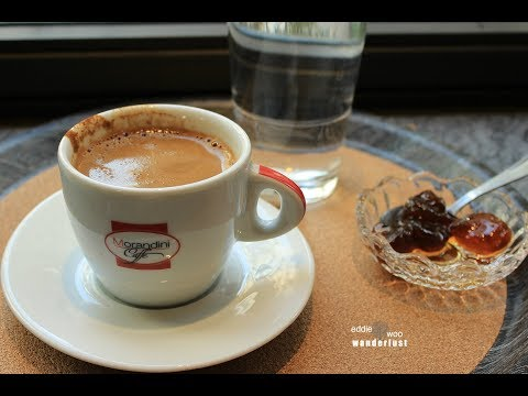 Trying Greek Coffee in Athens, Greece | EURO TRIP part 2