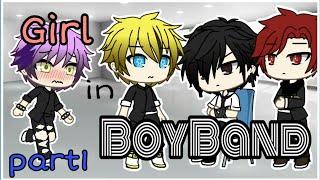 """Boy band"""" /episode 1/ (glmm) pls ..."""