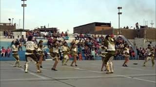 Baile Saya presentado por el Barrio Santa Rosa de Cartavio 2012