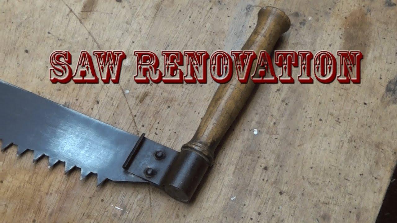sharpener National vintage saw