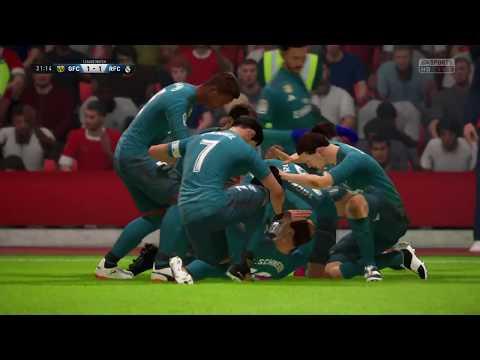 Fifa 18 - The Journey Begin