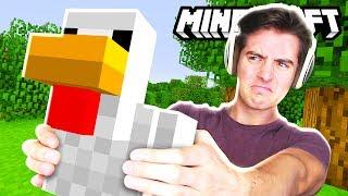 Denis Sucks At Minecraft - Episode 4