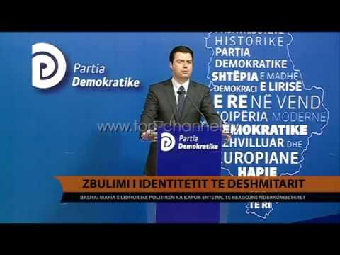Basha: Mafia dekonspiroi dëshmitarin - Top Channel Albania - News - Lajme